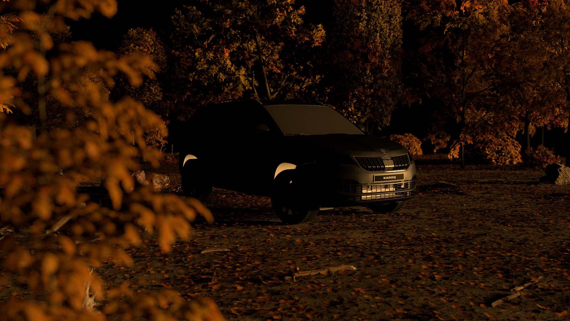 Karoq_Autumn_Sun